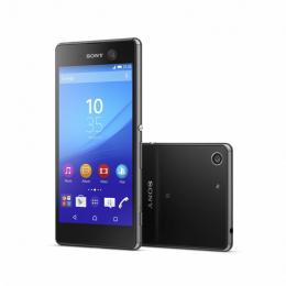 Sony Xperia M5 Black - vráceno ve 14 denní lhůtě