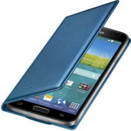Pouzdro Samsung EF-WG900BEE modré