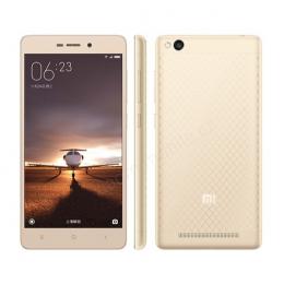 Xiaomi Redmi 3 Dual SIM 16GB Gold