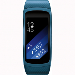 Samsung Galaxy Gear Fit 2 SM-R3600 (velikost L) Blue