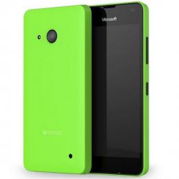 Pouzdro Mozo Lumia 550 zelený