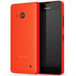 Pouzdro Mozo Lumia 550 oranžový