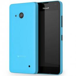 Pouzdro Mozo Lumia 550 modrý