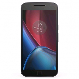 Motorola Moto G4 Plus 16GB Dual SIM Black