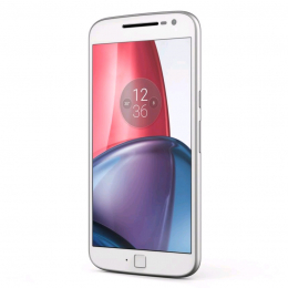 Motorola Moto G4 Plus 16GB Dual SIM White