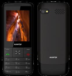 Aligator D920 Dual SIM Black