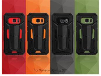 Pouzdro Nillkin Defender II pro Samsung G935 Galaxy S7 Edge černé