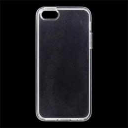 USAMS X-Match TPU Zadní Kryt Transparent pro iPhone 5S/SE
