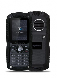 myPhone Hammer Plus Black