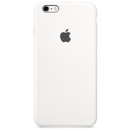 Pouzdro Apple iPhone 6s Silicone Case bílé
