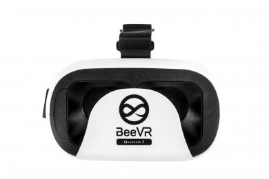 BeeVR Quantum Z VR Headset bílo-černý