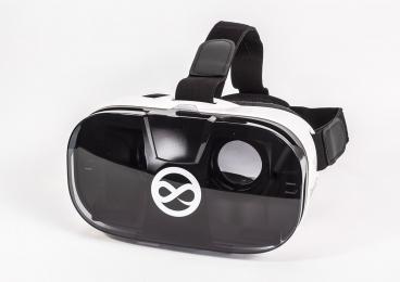BeeVR Quantum S VR Headset bílo-černý