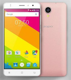 Zopo Color C2 Rose Gold