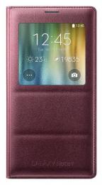 Pouzdro EF-CN910BRE pro Samsung Galaxy Note 4 Plum