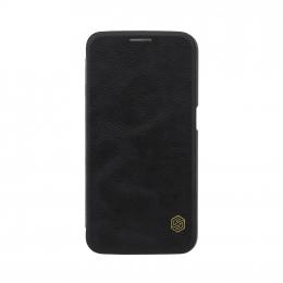 Nillkin Qin Book Pouzdro Black pro Samsung G920F Galaxy S6