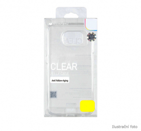 Mercury Goospery Clear Jelly pro Samsung Galaxy S7 Edge
