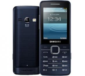 Samsung S5611 Black