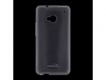 Pouzdro Kisswill TPU pro Samsung Galaxy J1 bílý