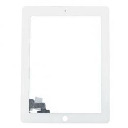 Apple iPad 2 dotykové sklo bílé OEM neosazené