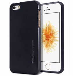 Mercury iJELLY Metal pro Apple iPhone 7 černé