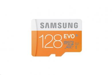 Samsung EVO microSDXC 128GB class 10 MB-MP128D/EU