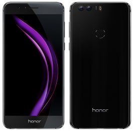 Honor 8 32GB Dual SIM Black