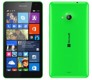 Microsoft Lumia 535 Dual Green