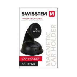 Swissten S-Grip M1 magnetický držák do auta