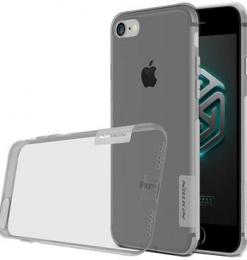 Pouzdro Nillkin Nature iPhone 7 šedé