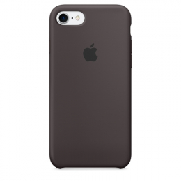 Pouzdro Apple iPhone 7/8 Silicone Case Cocoa