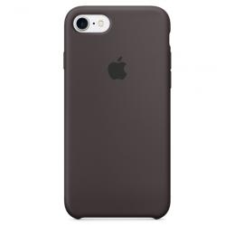 Pouzdro Apple iPhone 7 Silicone Case Cocoa