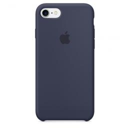Pouzdro Apple iPhone 7 Silicone Case Midnight Blue