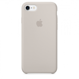 Pouzdro Apple iPhone 7 Silicone Case Stone