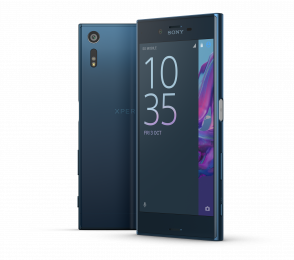 Sony Xperia XZ 32GB Single SIM Forest Blue