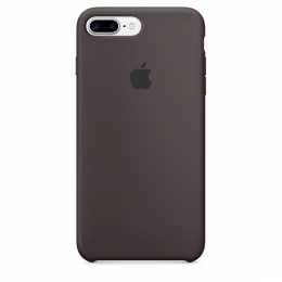 Pouzdro Apple iPhone 7/8 Plus Silicone Case Cocoa