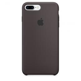 Pouzdro Apple iPhone 7 Plus Silicone Case Cocoa