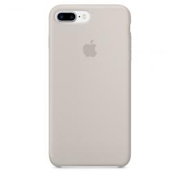 Pouzdro Apple iPhone 7 Plus Silicone Case Stone