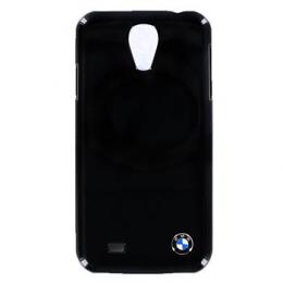BMHCS4SB BMW Signature Zadní Kryt Black pro Samsung S4 i9505