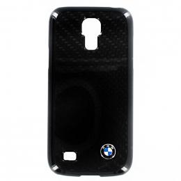BMHCS4MMBC BMW Signature Zadní Kryt Real Carbon pro Samsung S4mini i9195