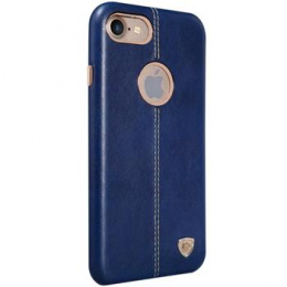 Pouzdro Nillkin Eglon Ochranný Kožený Zadní Kryt Blue pro iPhone 7