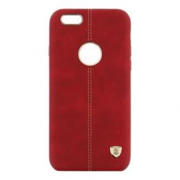 Pouzdro Nillkin Eglon Ochranný Kožený Zadní Kryt Red pro iPhone 7