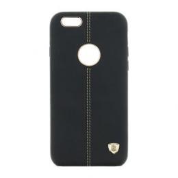 Pouzdro Nillkin Eglon Ochranný Kožený Zadní Kryt Black pro iPhone 7