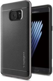 Pouzdro Spigen Neo Hybrid Samsung Galaxy Note 7 šedý
