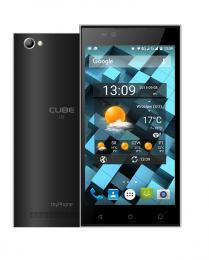 myPhone Cube LTE Black