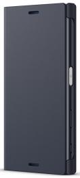 Pouzdro Sony SCSF20 černé pro Sony Xperia X Compact