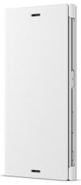 Pouzdro Sony SCSF10 bílé pro Sony Xperia XZ