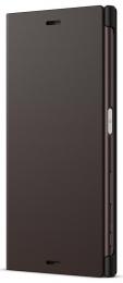 Pouzdro Sony SCSF10 černé pro Sony Xperia XZ
