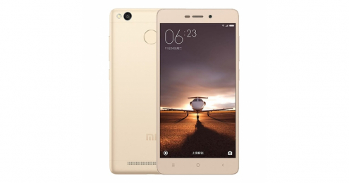 Xiaomi Redmi 3S 2GB/16GB Global Gold