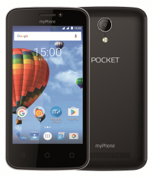 myPhone Pocket Black