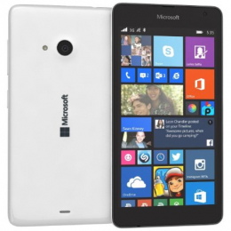 Microsoft Lumia 535 Dual White